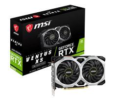 MSI GeForce RTX 2060 Ventus XS OCV1 6GB