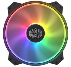 Cooler Master MasterFan 200mm ARGB Fan