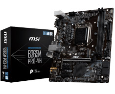 MSI B365M PRO-VH Motherboard
