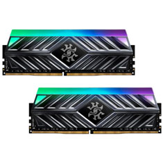 ADATA XPG Spectrix DT41 RGB 32GB (2x16GB) 3200MHz CL16 DDR4 Grey