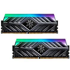 ADATA XPG Spectrix DT41 RGB 16GB (2x8GB) 3600MHz CL17 DDR4 Grey