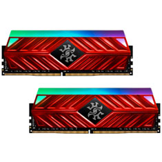ADATA XPG Spectrix D41 RGB 3600MHz 16GB (2x8GB) DDR4 Red