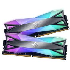 ADATA XPG Spectrix D60G RGB 3600MHz 16GB (2x8GB) DDR4 Grey