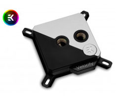 EK Velocity Strike RGB CPU Waterblock Nickel Acetal Black