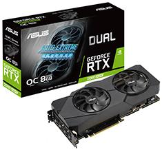 ASUS GeForce RTX 2080 Super Dual OC EVO 8GB