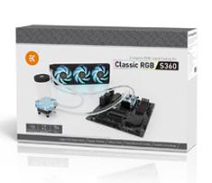EK KIT Classic RGB S360 Water Cooling Kit