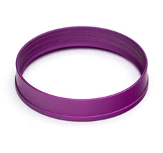 EK-Torque HTC 12 Color Rings Pack Purple (10pcs)