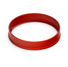 EK-Torque HTC-12 Color Rings Pack Red (10pcs)