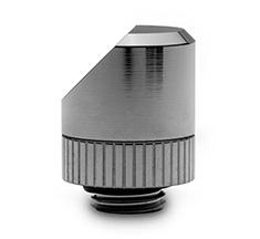 EK-Torque Angled 45 Black Nickel