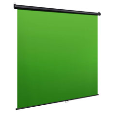 Elgato Green Screen Mountable Chroma Key Panel