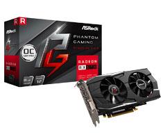 ASRock Phantom Gaming D Radeon RX 570 OC 8GB