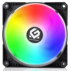 MetallicGear Skiron D-RGB 120mm Fan