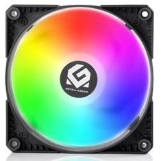 MetallicGear Skiron D-RGB 120mm Fan
