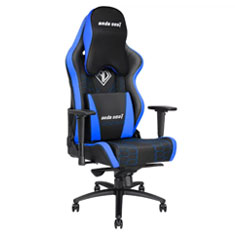 Anda Seat AD4XL Gaming Chair Black Blue