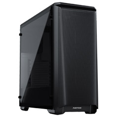 Phanteks Eclipse P400A Airflow Tempered Glass Black