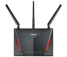ASUS RT-AC86U Dual Band Gaming Router