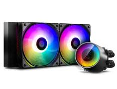 Deepcool Gamer Storm Castle V2 240 RGB AIO CPU Cooler