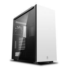 Deepcool MACUBE 550 Tempered Glass Case White