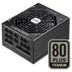Super Flower Leadex Titanium 1600W Power Supply
