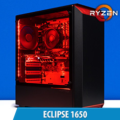 PCCG Eclipse 1650 Gaming System