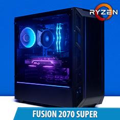 PCCG Fusion 2070 Super Gaming System