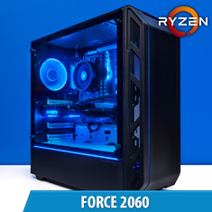 PCCG Force 2060 Gaming System