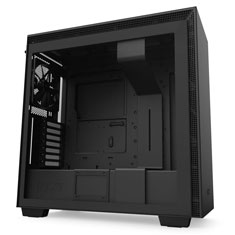 NZXT H710 Mid Tower Case Matte Black/Black