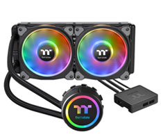 Thermaltake Floe DX RGB 240mm AIO Liquid CPU Cooler