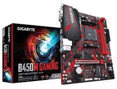 Gigabyte B450M Gaming Motherboard