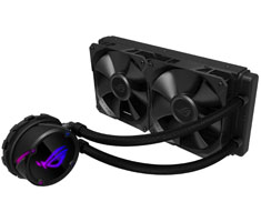 ASUS ROG Strix LC 240 AIO Liquid CPU Cooler