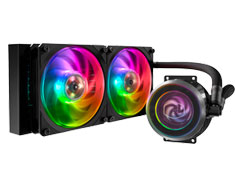 Cooler Master MasterLiquid ML240P Mirage RGB AIO Cooler