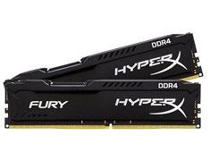 Kingston HyperX Fury HX432C18FBK2/32 32GB (2x16GB) DDR4 Black