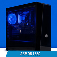 PCCG Armor 1660 Gaming System