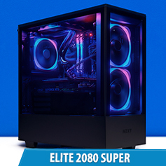 PCCG Elite 2080 Super Gaming System