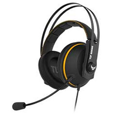 ASUS TUF H7 Virtual 7.1 Gaming Headset Yellow