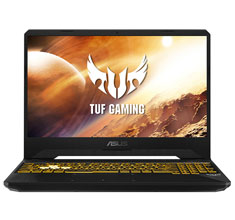 ASUS TUF AMD Ryzen 7 GeForce GTX 1650 15.6in 120Hz Notebook