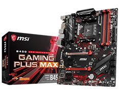 MSI B450 Gaming Plus Max Motherboard