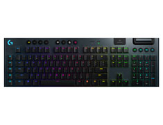 Logitech G915 Lightspeed RGB Mechanical Keyboard GL Clicky