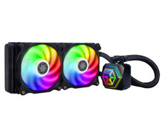 SilverStone PF240 ARGB All-In-One Liquid CPU Cooler