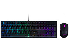 Cooler Master MasterSet MS110 RGB Combo