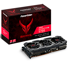 PowerColor Radeon RX 5700 Red Devil 8GB