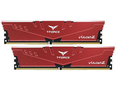 Team Vulcan Z UD-D4 3200MHz 32GB (2x16GB) DDR4 Red