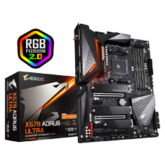 Gigabyte X570 Aorus Ultra Motherboard