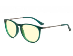 Gunnar Menlo Emerald Amber Indoor Digital Eyewear