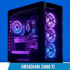 PCCG Obsidian 2080 Ti Gaming System [ex-demo]