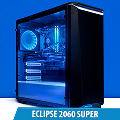 PCCG Eclipse 2060 Super Gaming System