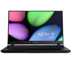 Gigabyte AERO 17 HDR Core i7 GTX 1660Ti 17.3in UHD Notebook