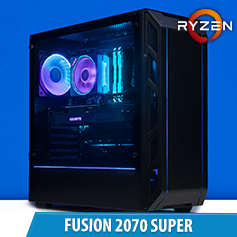 PCCG Fusion 2070 Super Gaming System