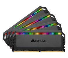 Corsair Dominator Platinum RGB 3200MHz 64GB (4x16GB) DDR4