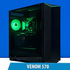PCCG Venom 570 Gaming System